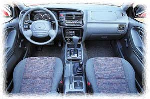 1999 Chevrolet Tracker 5- 17-99