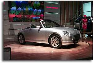 1999 Daihatsu concept Kopen, Tokyo Motor Show