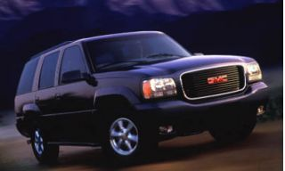 1999 GMC Yukon Denali Photo