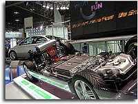 1999 Honda FCX concept