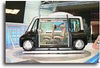 1999 Honda Neukon concept