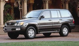 1999 Lexus LX 470 Photo