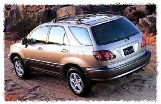 1999 Lexus RX 300 Photo