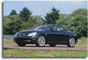 1999 Lexus Sport Coupe concept