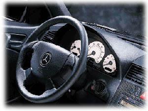 1999 Mercedes-Benz C230K  interior