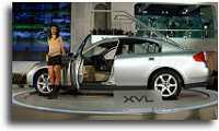 1999 Nissan XVL concept