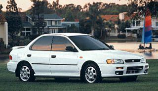 1999 Subaru Impreza Sedan (Natl) Photo