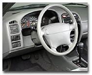 1999 Suzuki Esteem Wagon interior