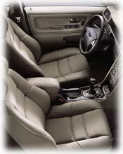 1999 Volvo V70 Cross Country interior