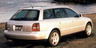 2000 Audi A4 Photo