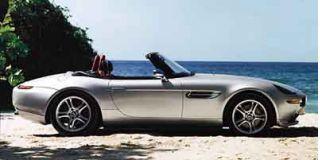 2000 BMW Z8 Photo