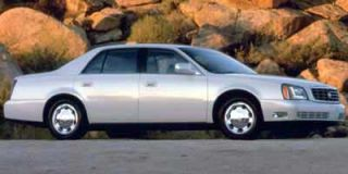 2000 Cadillac DeVille DHS Photo