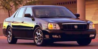 2000 Cadillac DeVille DTS Photo