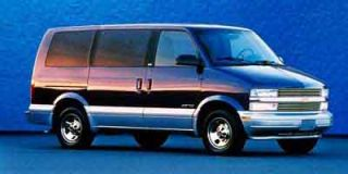 2000 Chevrolet Astro Passenger Photo