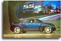 2000 Chevrolet SSR concept