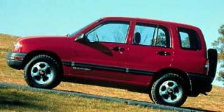 2000 Chevrolet Tracker Photo