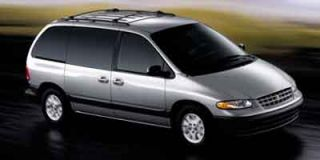 2000 Chrysler Voyager Base