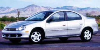 2000 Dodge Neon Photo