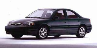 2000 Ford Contour Photo