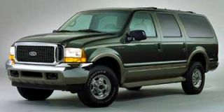 2000 Ford Excursion Photo