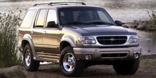 2000 Ford Explorer Photo