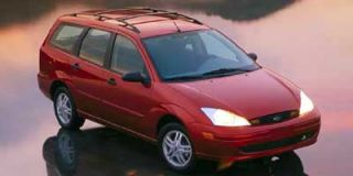 2000 Ford Focus Photo