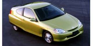 2000 Honda Insight Photo