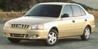 2000 Hyundai Accent Photo