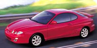 2000 Hyundai Tiburon Photo