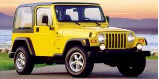 2000 Jeep Wrangler Photo