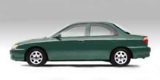 2000 Kia Sephia Photo