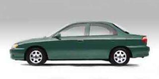 2000 Kia Sephia Photo