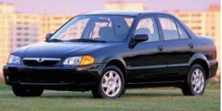 2000 Mazda Protege Photo
