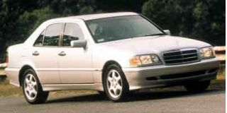 2000 Mercedes-Benz C Class Photo