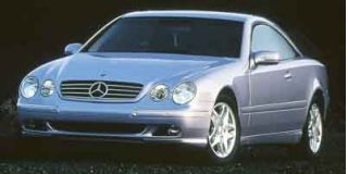 2000 Mercedes-Benz CL Class Photo