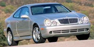 2000 Mercedes-Benz CLK Class Photo