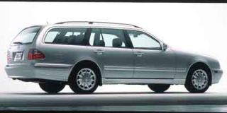 2000 Mercedes-Benz E Class Photo