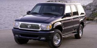 2000 Mercury Mountaineer Photo
