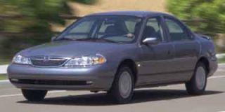 2000 Mercury Mystique GS