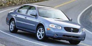 2000 Nissan Maxima GXE