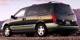 2000 Nissan Quest GXE