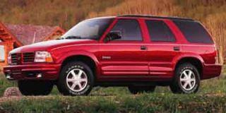2000 Oldsmobile Bravada Photo