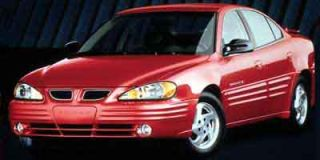 2000 Pontiac Grand Am SE