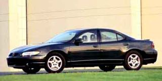 2000 Pontiac Grand Prix Photo