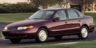 2000 Saturn LS Photo