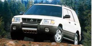 2000 Subaru Forester Photo
