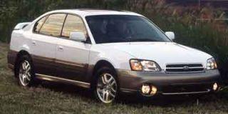 2000 Subaru Legacy Sedan Photo