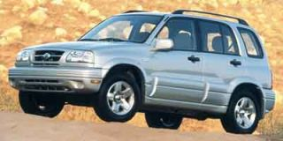 2000 Suzuki Grand Vitara Photo