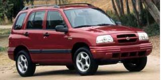 2000 Suzuki Vitara Photo