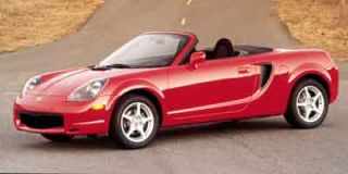 2000 Toyota MR2 Spyder Photo